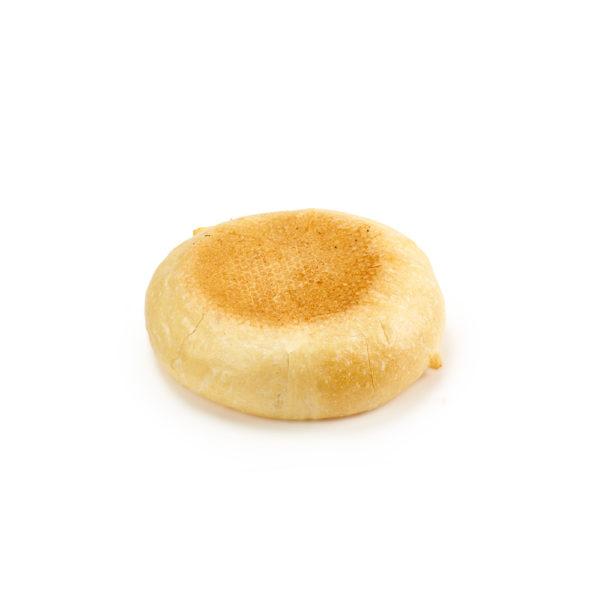White Hamburger Roll