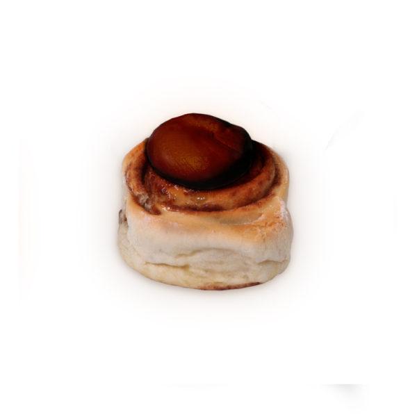 Cinnamon Mini Scroll Cocoa Cream Cheese Icing