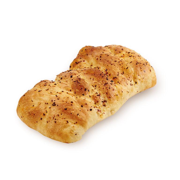 Turkish Bread - Chilli & Garlic Medium