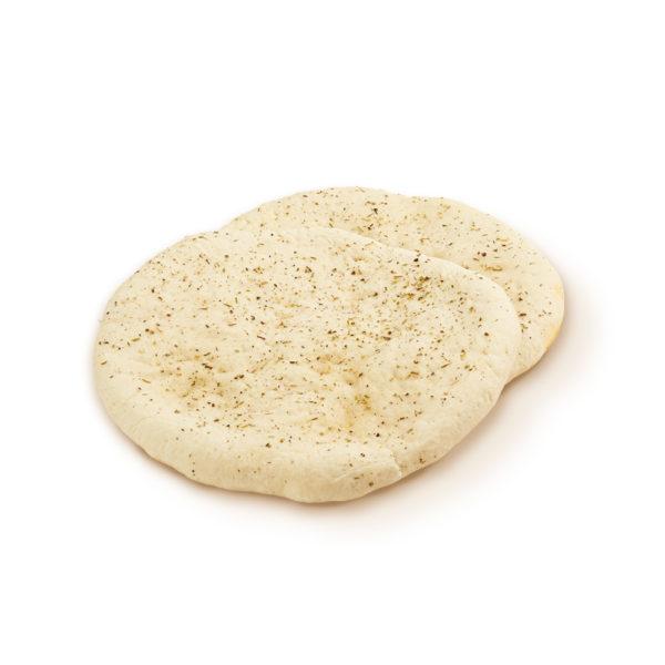 White Pizza Base 2-Pack