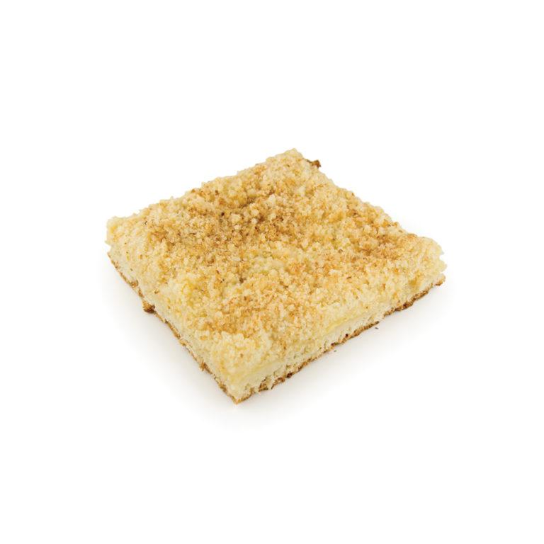 Apple Crumble Slice