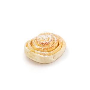 Mini Scroll - Custard