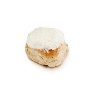 Fruit Bun - Iced