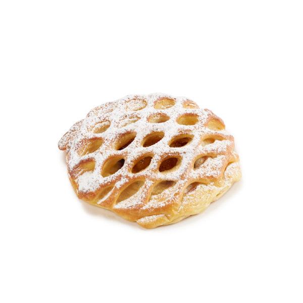 Apple Danish Lattice