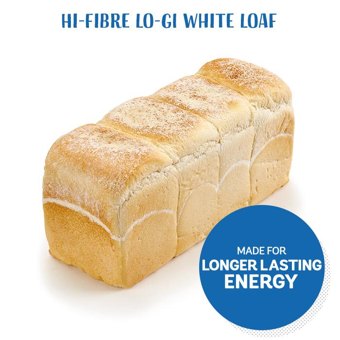 Hi-Fibre Lo-GI Loaf