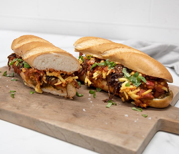 Vegan Falafel Sub