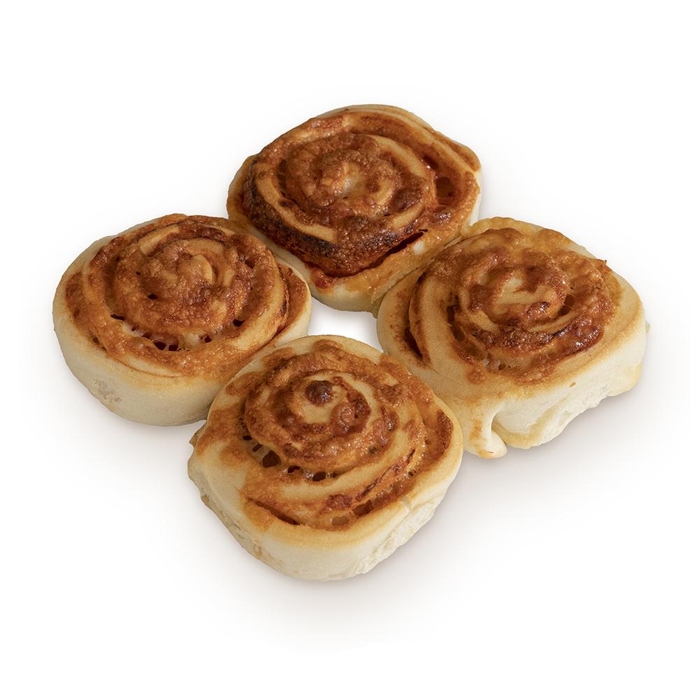 Margherita Mini Scroll 4-Pack